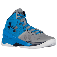 Under Armour Curry Two - Men's -  Stephen Curry - Grey / Light Blue
