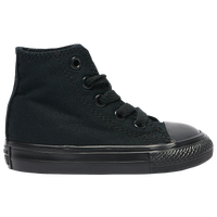 Converse All Star Hi - Boys' Toddler - All Black / Black