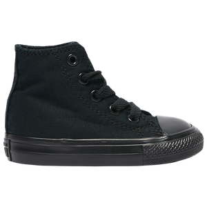 Converse All Star Hi - Boys' Toddler - Black Monochrome