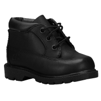 "Timberland 6"" Classic 3 Eye Chukka - Boys' Toddler - All Black / Black"