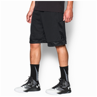 Under Armour Baseline Shorts - Men's - All Black / Black
