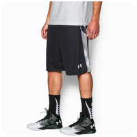 Under Armour Select Shorts - Men's - Black / Grey