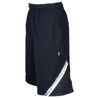 Under Armour SC30 Heatseeker Shorts - Men's -  Stephen Curry - Black / White