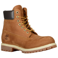 "Timberland 6"" Premium Waterproof Boot - Men's - Brown / Tan"