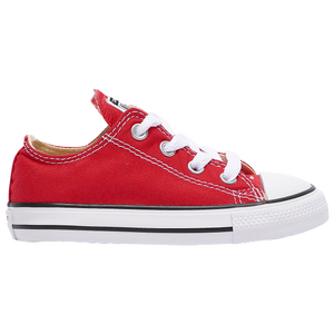 Converse All Star Ox - Boys' Toddler - Red