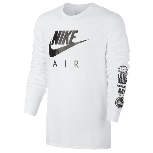 Nike Air Long Sleeve T Shirt Men 39 S Basketball
