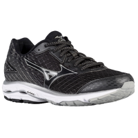 Mizuno Wave Rider 19 - Women's - Black / Grey