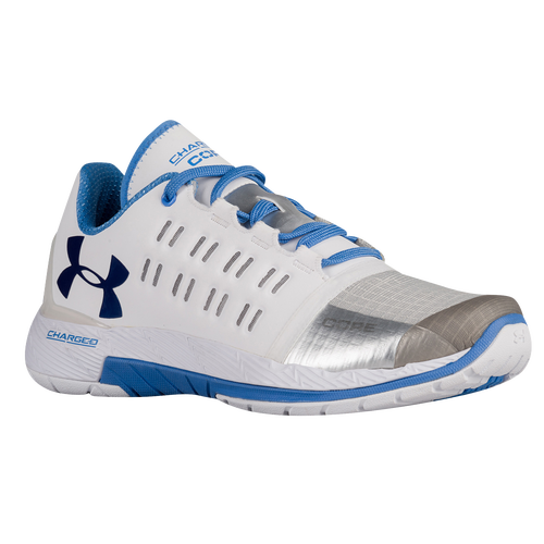 Under Armour Women S Charged Core Shoes White And Water