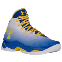 Under Armour Curry 2.5 - Men's -  Stephen Curry - White / Blue