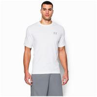 Under Armour Tech Graphic Shorts - Men's - Grey / Grey