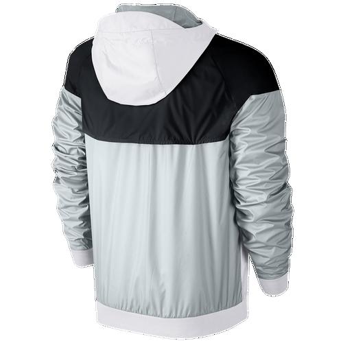Noir Et Blanc Nike Windrunner Canada