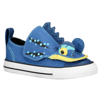Converse All Star Creature Hi - Boys' Toddler - Blue / Yellow