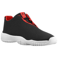Jordan AJ Future Low - Boys' Grade School - Black / Red