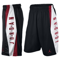 Jordan Takeover Short - Men's - Black / Red