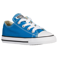 Converse All Star Ox - Boys' Toddler - Light Blue / White