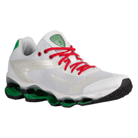 Mizuno Wave Tenjin - Men's - White / Green