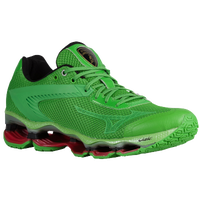 Mizuno Wave Tenjin - Men's - Light Green / Red