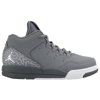 Jordan Flight Origin 2 - Boys' Preschool - Grey / White