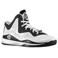adidas D Rose 773 III - Men's - White / Black