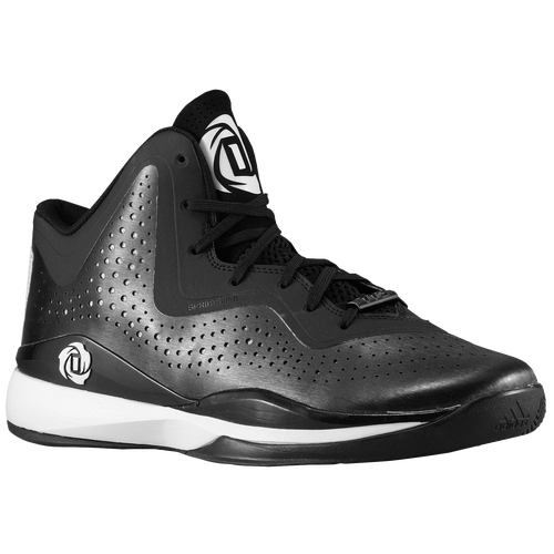 the latest 60b6a 046b7 adidas D Rose 773 III Mens Basketball Shoes Rose, Derrick BlackWhiteBlack