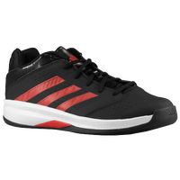 adidas Isolation 2 Low - Men's - Black / Red