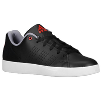 adidas D Rose Lakeshore - Boys' Grade School - Black / Red
