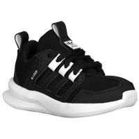 adidas Originals SL Loop Runner - Boys' Toddler - Black / White