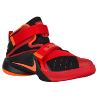 Nike Soldier IX - Boys' Preschool - Red / Black