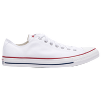 Converse All Star Ox - Men's - All White / White