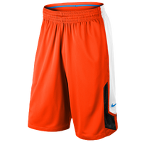 Nike KD Precision Moves Short - Men's - Orange / White