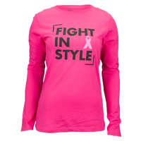 ACS T-Shirt - Women's - Pink / Black