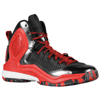 adidas D Rose 5 Boost - Men's -  Derrick Rose - Black / Red