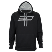 Under Armour SC30 Logo Hoodie - Men's -  Stephen Curry - Black / White