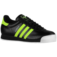adidas Originals Samoa - Men's - Black / Light Green