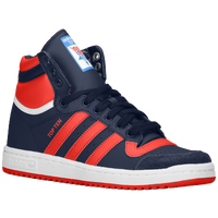 adidas Originals Top Ten - Boys' Grade School - Navy / Red