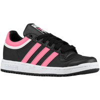 adidas Originals Top Ten Low - Boys' Preschool - Black / Pink