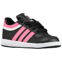 adidas Originals Top Ten Low - Boys' Toddler - Black / Pink