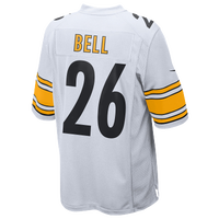 Nike NFL Game Day Jersey - Men's - Pittsburgh Steelers - White / Black