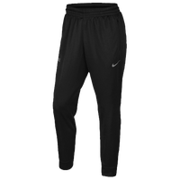 Nike Elite Dri-Fit Cuffed Pants - Men's - Black / Grey