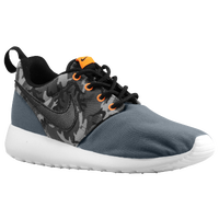 Nike Roshe One - Boys' Grade School - Grey / Black