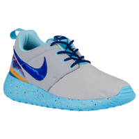 Nike Roshe One - Boys' Grade School - Grey / Blue