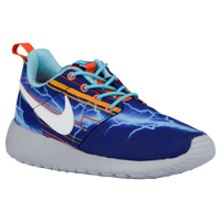 Nike Roshe One - Boys' Grade School - Blue / Gold