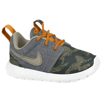 Nike Roshe One - Boys' Toddler - Grey / Dark Green