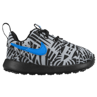 Nike Roshe One - Boys' Toddler - Grey / Black