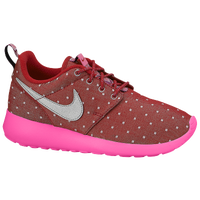 Nike Roshe One - Girls' Grade School - Red / Pink