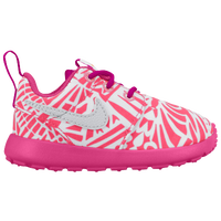 Nike Roshe One - Girls' Toddler - White / Pink