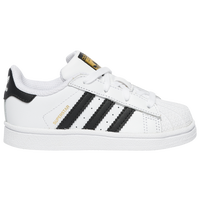 adidas Originals Superstar - Boys' Toddler - White / Black
