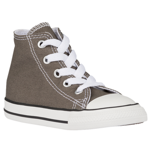 Converse All Star Hi - Boys' Toddler - Charcoal