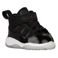 Jordan Retro 11 - Boys' Toddler - Black / Red