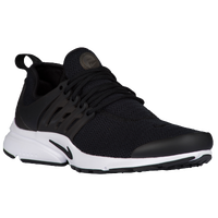 Nike Air Presto - Women's - Black / White